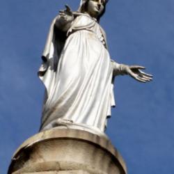 Vierge monumentale – Champdieu