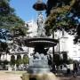 Fuente - Plaza 9 de Julio - Fontaine des Trois Grâces - Place 9 de Julio  - Salta - Image2