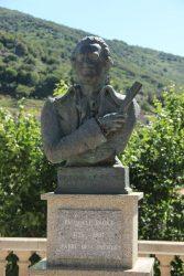 Buste de Pascal Paoli  –  Sartène