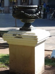 Copón – Coupe – Plaza 9 de Julio – Salta