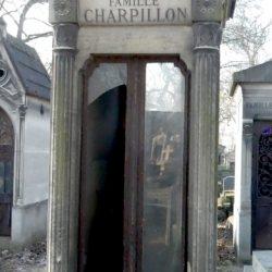 Portes de chapelles sépulcrales (2) – Division 91 – Cimetière du Père Lachaise – Paris (75020)