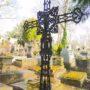 Croix de la sépulture Dufourmantelle - Cimetière du Père Lachaise - Paris (75020) - Image1