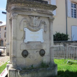Fontaine du Thouron – Caussade
