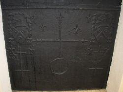 Plaque de cheminée – Mairie – Ancerville