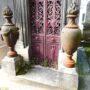 Urnes et porte de la chapelle Miguel de Francisco Martin - Cimetière du Père-Lachaise - Paris (75020) - Image2