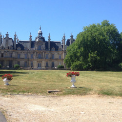 Vases – Château de Franconville-  Saint-Martin-du-Tertre