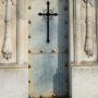 Portes de chapelles sépulcrales - Division 52 - Cimetière du Père Lachaise - Paris (75020) - Image10