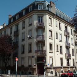 Balcons et appuis de croisées Guimard – 31 avenue Anatole France – Nancy