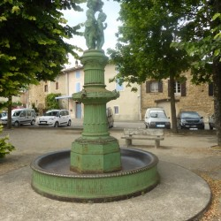 fontaine Mazet  Chabeuil