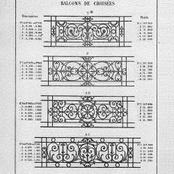 CAP_PL0029 – Balcons de croisées
