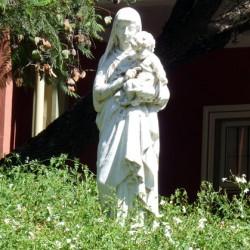 Vierge Mère – Collection particulière – Santiago de Chile
