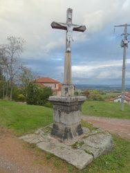Christ en croix – Villemontais