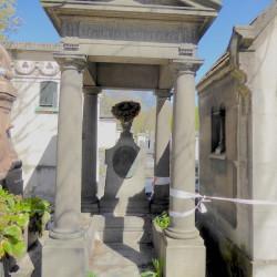 Sépulture Oster Errena – Cimetière du Père Lachaise – Paris (75020)