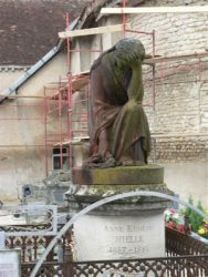 Statue la Désolation  – Radonvilliers