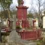 Cimetière du Père Lachaise – Tombe de J-F Chagot – Paris