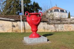 Vase monumental – Vaucouleurs