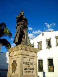 Statue de Camilo Torres Tenorio –  Popayán