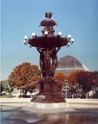 Fontaine Bartholdi – Washington