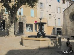 Vasque-fontaine – Manosque