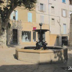 Vasque-fontaine – Manosque