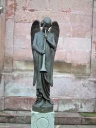 Ange –  Cementerio general – Santiago de Chile