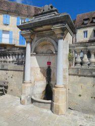 Fontaine de la Place de la Mairie – Le Bugue