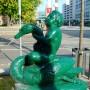 Fontaine - enfant au cygne - Image2