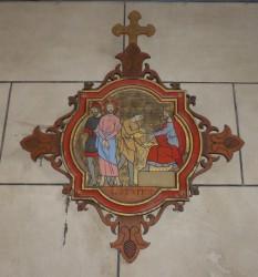 Chemin de croix  – Saint-Laurent-les-Eglises