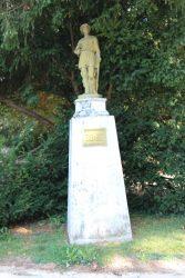 Statue Cérès ou l'Eté – Fontaine-Française