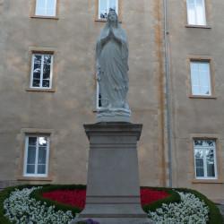 Notre-Dame de Lourdes – Parc des Chapelains – Paray-le-Monial