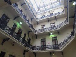 La Prensa – Rampes et balcons – Buenos Aires