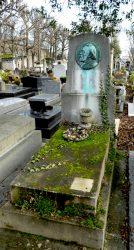 Sépulture Raoul Urbain – Cimetière du Père-Lachaise – Paris (75020)
