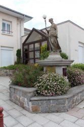 Fontaine de Pomone – Saint-Amé
