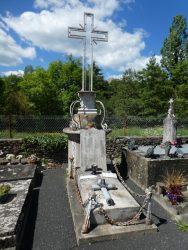 Fontes funéraires – Cimetière – Saint-Martin Laguépie