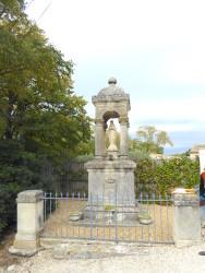 Vierge de l'Oratoire – Saint-Rémy-de-Provence