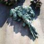 Buste de la sépulture Bloche - Cimetière de Montparnasse - Paris (75014) - Image4