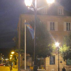 Candélabres – Pont-Neuf – Terrasson-Lavilledieu