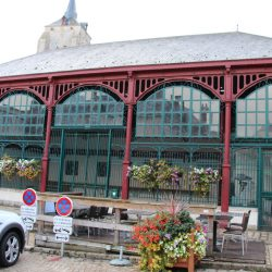 Halle du marché couvert – Beaugency