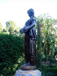 Fontaine Ninfa del cantaro – Jeune fille au vase – Málaga