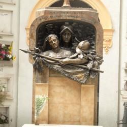 Aux Français du Chili morts au champ d'honneur – Cementerio general – Santiago de Chile