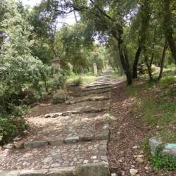 Chemin de croix- lorgues