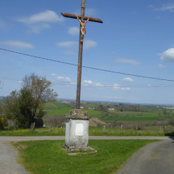 Croix de mission – Teillet