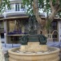 Fuente de la Tres Gracias - Fontaine des Trois Grâces -  Valencia - Image1