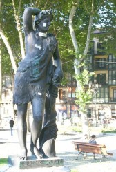 Bacchus d'après l'Antique – Bilbao