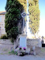 Croix – Monument aux morts – Cassanus