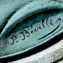Sépulture Trompette – Gaillot – Cimetière du Père Lachaise – Paris (75020)