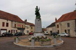 Monument aux morts – Châteauvillain