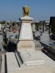 Tombe – Urne funéraire – Choisy-le-Roi