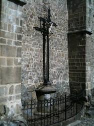 Croix de mission – Olliergues
