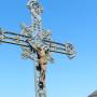 Croix monumentale et fonte funéraire - Cimetière - Ypreville-Biville - Image2
